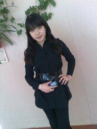 Гульден Инкарбекова, 2 января 1990, Владикавказ, id75790688